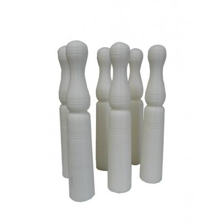 Joc de bitlles catalanes homologades de plàstic