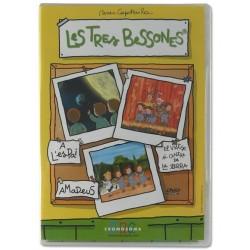 DVD Les 3 bessones capítols