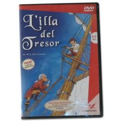 DVD L'illa del tresor
