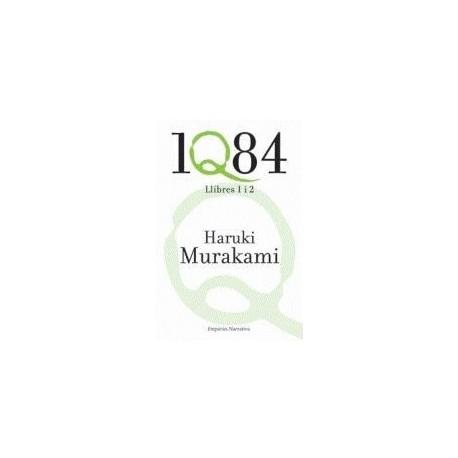 1Q84. Llibres 1 i 2