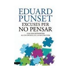 Llibre Excuses per no pensar