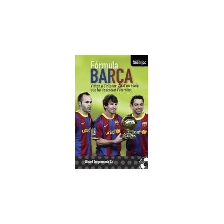 Llibre Fórmula Barça