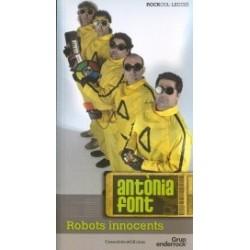 Llibre Antònia Font. Robots innocents