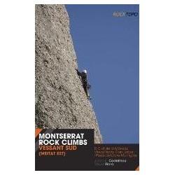 Llibre Montserrat rock climbs