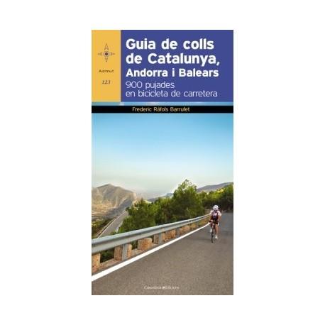 Llibre Guía de colls de Catalunya, Andorra i Balears