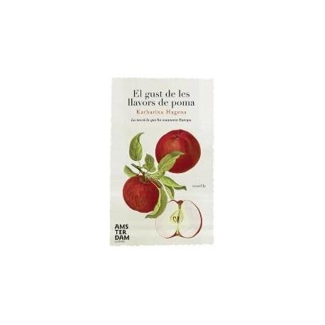 Llibre El gust de les llavors de poma