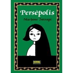 Còmic Persèpolis edició integral