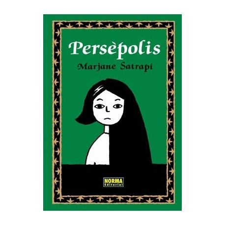 Còmic Persèpolis Integral