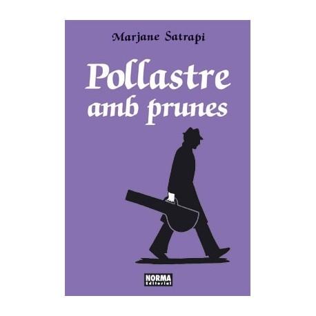 Còmic Pollastre amb prunes