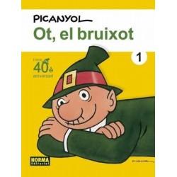 Còmic OT el Bruixot. 40è aniversari