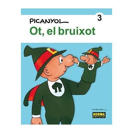 Còmic OT el Bruixot VOL.3