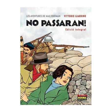 Còmic ¡No Passaran!