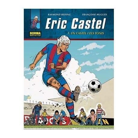 Còmic Eric Castel 1 - Eric i els tonis