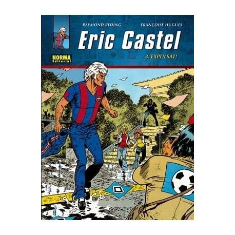 Còmic Eric Castel 3 - Expulsat!