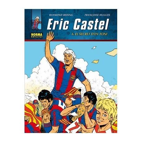 Còmic Eric Castel 6 - El secret d'en Toni