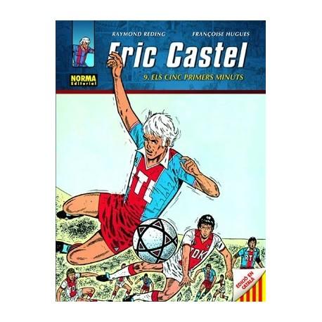 Còmic Eric Castel 9 - Els cinc primers minuts