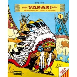 Còmic Yakari VOL.1