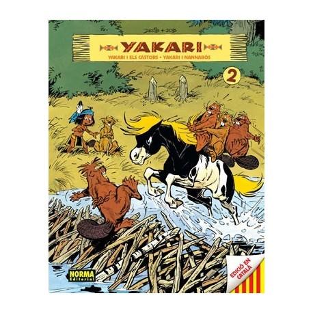 Còmic Yakari VOL.2