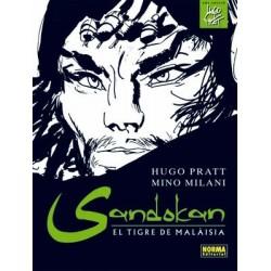 Còmic Sandokan - El tigre de Malàisia