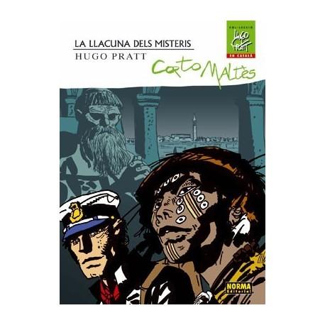 Còmic Corto Maltes - La llacuna dels misteris