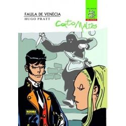 Còmic Corto Maltes - Faula de Venecia