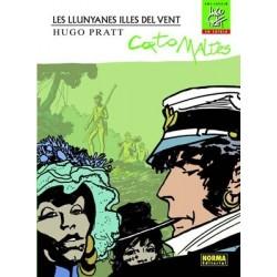 Còmic Corto Maltes - Les llunyanes illes del vent