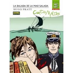 Còmic Corto Maltes - La balada de la mar salada