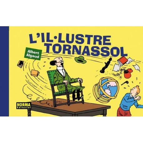 Còmic Tintín - L'il·lustre Tornassol