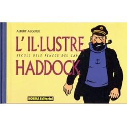 Còmic Tintín - L'il·lustre Haddock