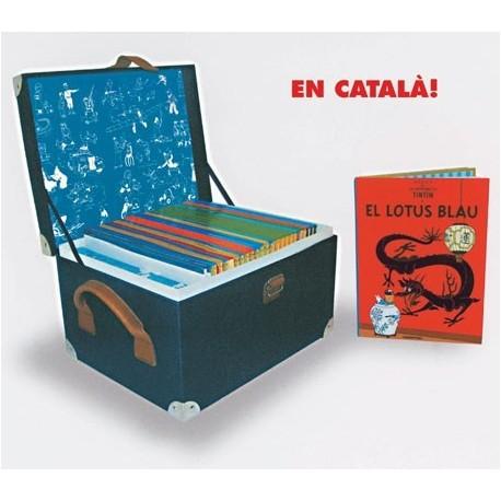 Pack Còmic Les aventures de Tintín