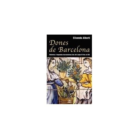 Llibre Dones de Barcelona