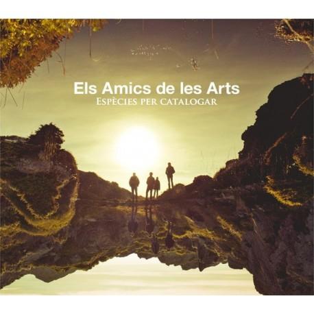 """CD Els Amics de les Arts """"Espècies per catalogar"""""""