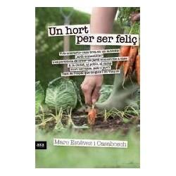Llibre Un hort per ser feliç