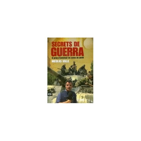 Llibre Secrets de guerra