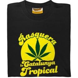 Samarreta Rasquera, la Catalunya tropical
