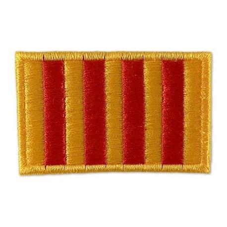 Brodat senyera rectangular