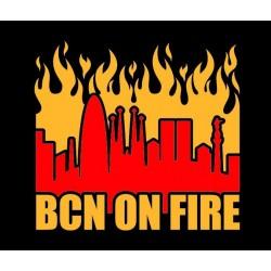 Samarreta Barcelona on Fire