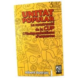 Llibre Unitat Popular la construcció de la CUP