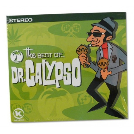 CD The Best Of Dr. Calypso