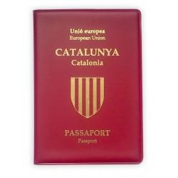 Funda de passaport català LaFunda