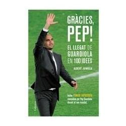 Llibre Gràcies, Pep!