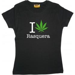 Samarreta noia I love Rasquera