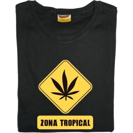 Samarreta noia Zona tropical