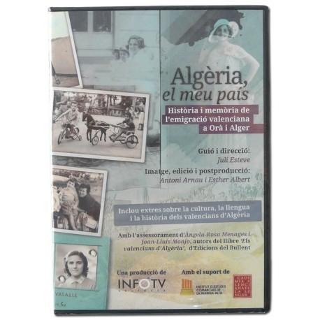 DVD Algèria, el meu país