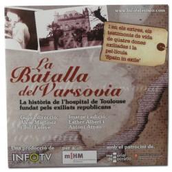 DVD La Batalla del Varsòvia