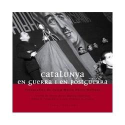 Llibre Catalunya en guerra i en postguerra