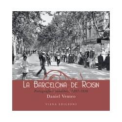 Llibre La Barcelona de Roisin