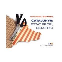 Llibre Catalunya estat propi estat ric