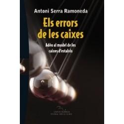 Llibre Els errors de les caixes
