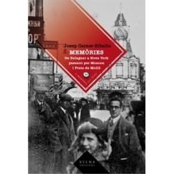 Llibre Memòries, de Josep Carner-Ribalta